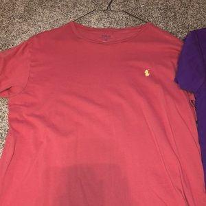 Two polos shirts!